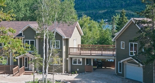 Disabled Adapted Lodge, Lakeside Lodge, Lodges at Humber Valley Resort
