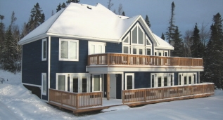 Beach Lodge, Lodges at Humber Valley Resort,
