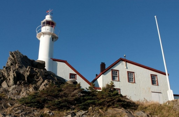 Lobster Cove Head Light House, Gros Morne Park, Western Newfoundland