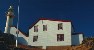 Lobster Cove Head Lighthouse, Gros Morne Park, Western Newfoundland