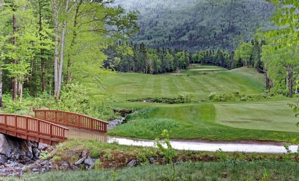 12th Hole, River Course, Humber Valley Resort