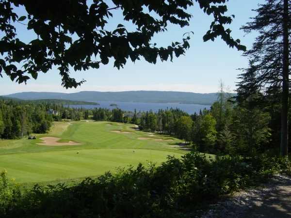 3rd Hole, River Course, Humber Valley Resort