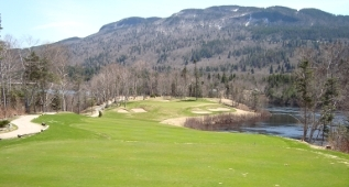 14th Hole, River Course, Humber Valley Resort