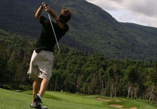 13th Hole, River Course, Humber Valley Resort