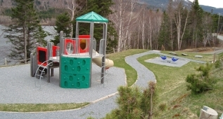 Childrens Play Area, Humber Valley resort