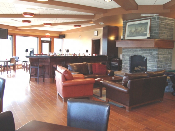 Bar, Club House, Humber Valley Resort