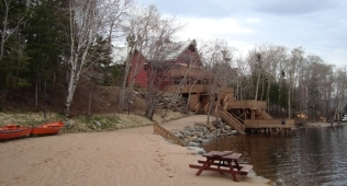 Beach House, Humber Valley Resort