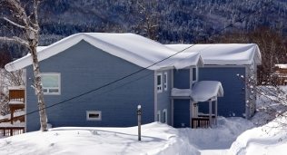 Waterside Lodge, Lodges at Humber Valley Resort